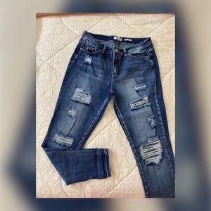YMI Dream Jeans Mid Rise Skinny DreamFit